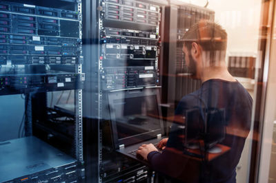 Datacenter server management